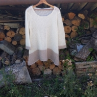 Pull VIRGINIA-mohair-soie-170 €