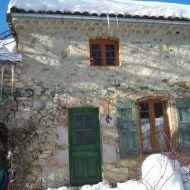 Chambre d\'hotes paysanne La Pastorale sous la neige