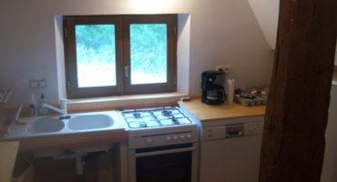 La cuisine des Pampilles